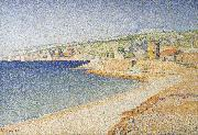 the jetty cassis opus, Paul Signac