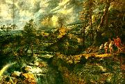 Peter Paul Rubens ovaderslandskap oil painting reproduction