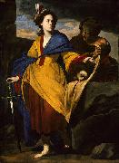 STANZIONE, Massimo Judith with the Head of Holofernes oil painting