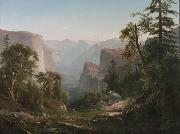 View of the Yosemite Valley, Thomas Hill
