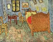 Vincents Schlafzimmer in Arles, Vincent Van Gogh