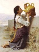Thirst, Adolphe William Bouguereau