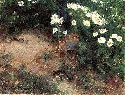 Partridge with Daisies, bruno liljefors