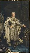 Alexandre Roslin Gustav III oil painting reproduction