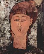 L'enfant gras, Amedeo Modigliani