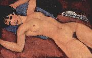 Liegender Akt, Amedeo Modigliani