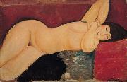 Nu couche, Amedeo Modigliani