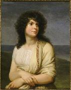Andrea Appiani Madame Hamelin oil painting artist