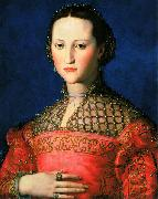Angelo Bronzino Portrait of Eleonora di Toledo oil painting reproduction
