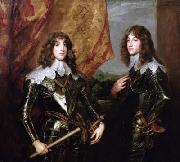 Anthony Van Dyck Prince Charles Louis Elector Palatine oil painting reproduction