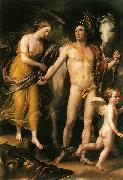 Anton Raphael Mengs Perseus Frees Andromeda oil painting reproduction