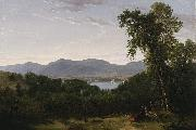 Asher Brown Durand Beacon Hills on the Hudson River, oil painting reproduction