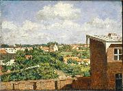 View from Dusseldorf, August Jernberg