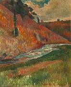 Charles Laval Aven Stream oil painting reproduction