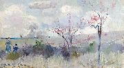 Charles conder Herrick s Blossoms oil painting reproduction