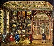 The painting collection of Johann Noe Gogel, Christian Stocklin