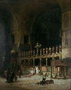 INTERIOR OF ST.MARKS,VENICE