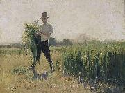Elioth Gruner Summer Morning oil painting artist