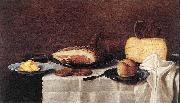 Floris van Schooten Still-Life oil painting reproduction