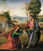 Fra Bartolomeo Noli Me Tangere oil painting reproduction