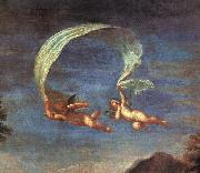 Francesco Albani Cupids to Venus oil painting reproduction