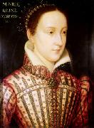 Mary, Queen of Scots, Francois Clouet
