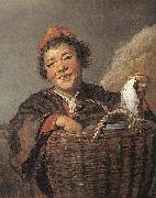 Fisher Boy, Frans Hals