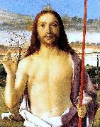 Christ Blessing, Gentile Bellini