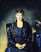 Portrait of Laura, George Wesley Bellows