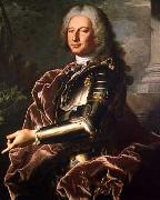 Hyacinthe Rigaud Portrait of Giovanni Francesco II Brignole-Sale oil painting reproduction