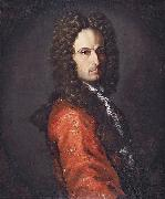 Jacob Ferdinand Voet Urbano Barberini, Prince of Palestrina oil painting
