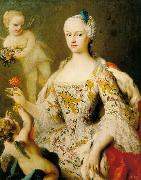 infanta of Spain, daughter of King Philip V of Spain and of his wife, Elizabeth Farnese, and Queen consort of Sardinia as wife of King en:Victor Amade