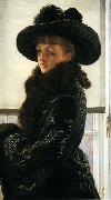 Mavourneen, James Tissot