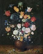 Jan Brueghel Bouquet of Flowers oil painting reproduction