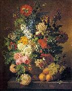 Flower Still-Life, Jan Frans van Dael