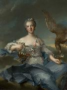 Jean Marc Nattier duquesa de orleans como hebe oil painting reproduction