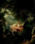 The Happy Accidents of the Swing, Jean-Honore Fragonard
