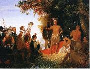 Coronation of Powhatan