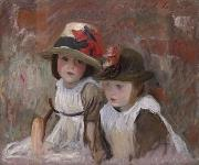 Village Children, John Singer Sargent