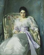 It's a painting of John Singer Sargent's which is in National Gallery of Scotland