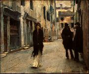 John Singer Sargent Venice oil painting reproduction