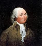 John Trumbull Oil painting of John Adams by John Trumbull. oil painting reproduction