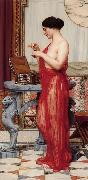 New Perfume, John William Godward