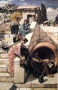 Diogenes, John William Waterhouse