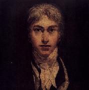 Joseph Mallord William Turner Self portrait oil painting reproduction
