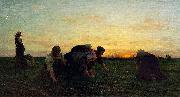 Jules Breton Weeders oil painting reproduction