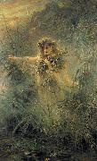 Konstantin Makovsky Ophelia oil painting reproduction