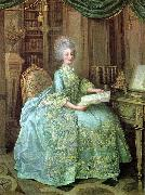 Portrait of Madame Sophie, Lie Louis Perin-Salbreux