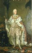 Lorens Pasch the Younger Portrait of Adolf Frederick oil painting