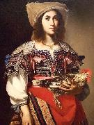 Woman in Neapolitan Costume